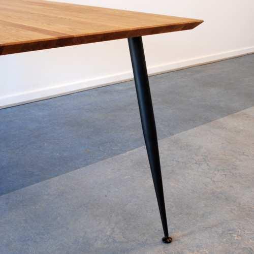 Uvanlig Bordben - Køb bordbukke og bordben i både stål og træ - MIFApladen BU-99