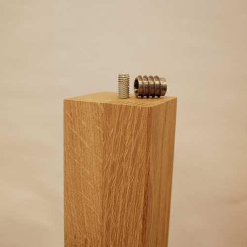 Bordben - Køb bordbukke og bordben i både stål og træ - MIFApladen